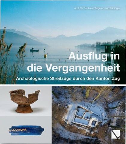 Titelbild Publikation Ausflug in die Vergangenheit Kanton Zug