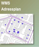 Symbolbild WMS Adressplan