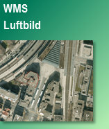 Symbolbild WMS Luftbild