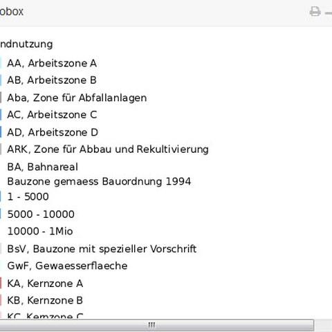 BGDI-Viewer: Infobox