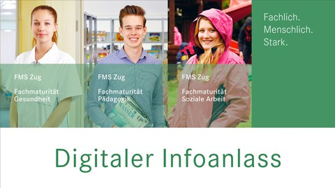 digitaler Informationsanlass