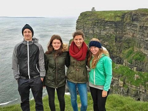 Sprachaufenthalt in Irland