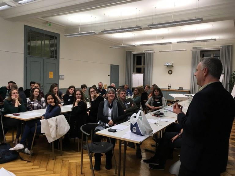 8 Rede Rektor Vinzenz Gilabert