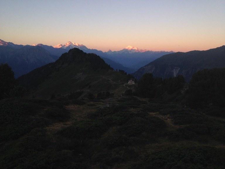 Unterkunft Villa Cassel am Morgen