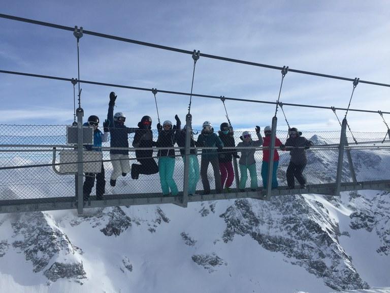 Wintersportlager 1