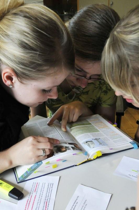 Unterricht und Lernen