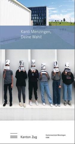 Kantonsschule Menzingen KSM Zug Aufnahme