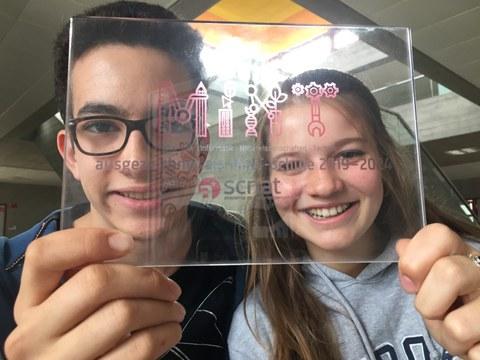 textblock Kantonsschule Zug erhält eine Auszeichnung für ihren Unterricht