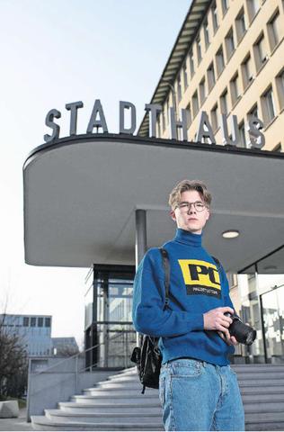 Jann Langhans hat als Maturaarbeit einen Dokumentarfilm über das Stadtraumkonzept 2050 gedreht