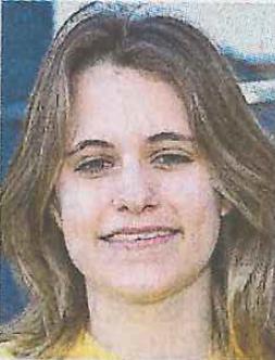 Porträt der Kolumnistin Rhea Hoorn