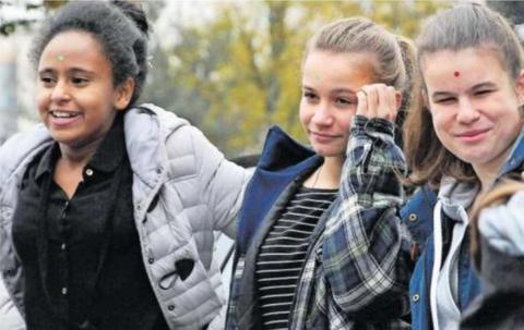 Flüchtlingskinder aus dem ganzen Kanton