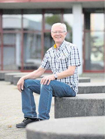 Beat Wyss hat in seinen 21 Jahren als Betriebschef der Kantonsschule Zug einiges erlebt.