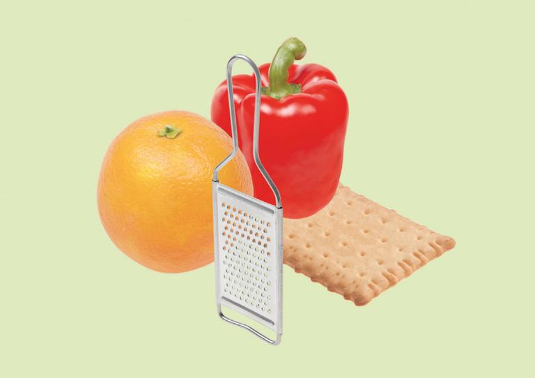 Helvetismen: Orange, Raffel, Pepperoni, Guetzli