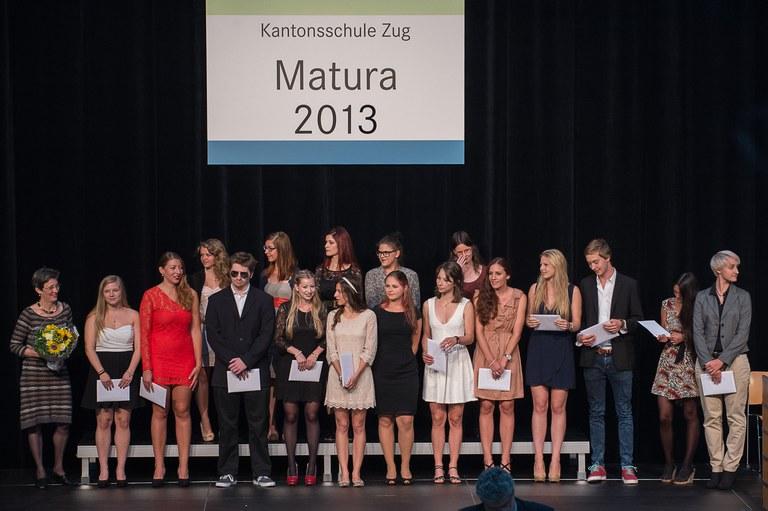 Matura 6C 2013