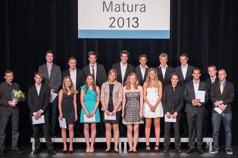 Matura 6F 2013