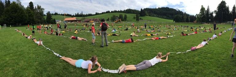 Sommersporttag an der Kanti Zug