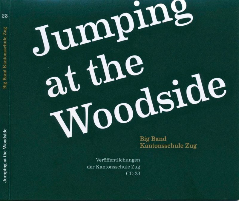 Jumping at the Woodside