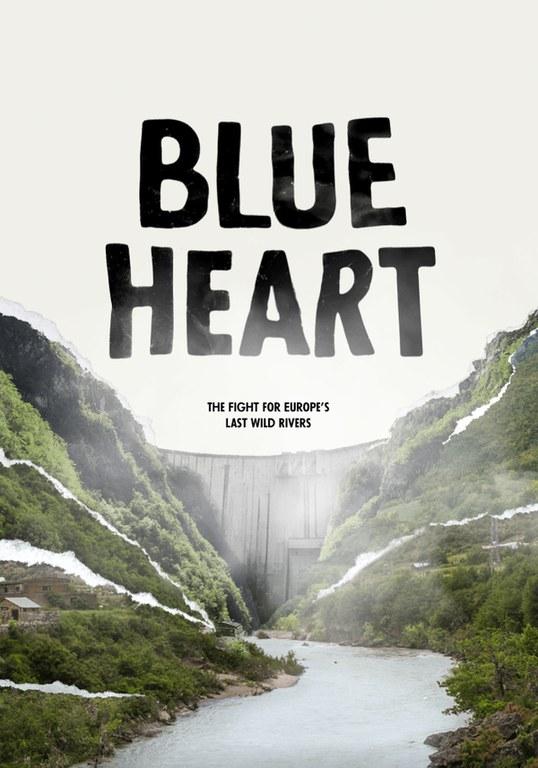 Blue Heart (Filmplakat)