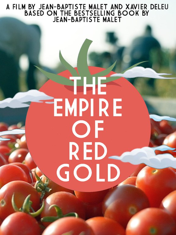 The Empire of Red Gold (Filmplakat)