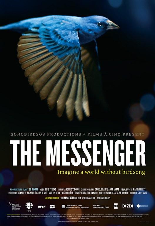 The Messenger (Filmplakat)