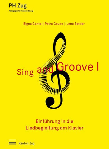 Buchcover Sing and Groove I