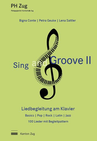 Buchcover Sing and Groove II