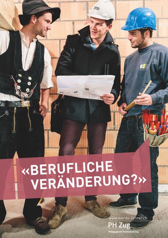 Kampagne «Werde Lehrer» 2013 2