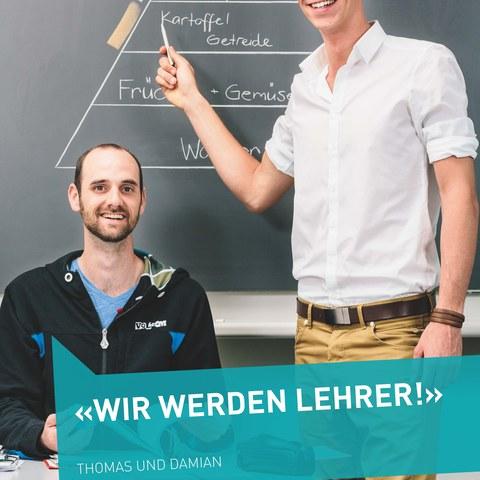 Kampagne «Werde Lehrer» 2013 4
