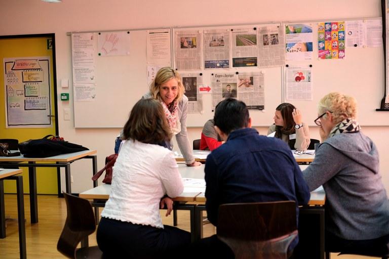 Workshop «Arbeitsform(en) meiner Zusammenarbeit(en) reflektieren» von Gabriela Amstad