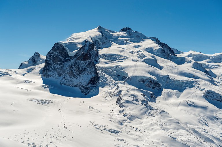 Monte Rosa (Foto: Andy Busslinger)