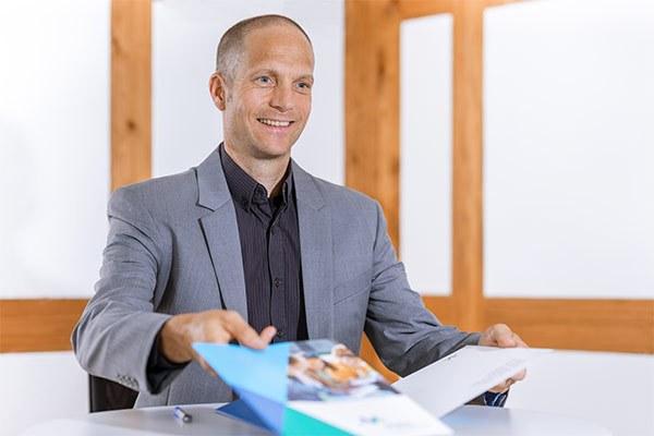 Björn Engeli Rektor Kollegium St. Michael