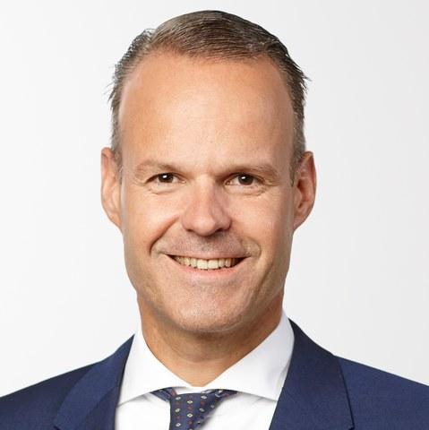 Regierungsrat Stephan Schleiss