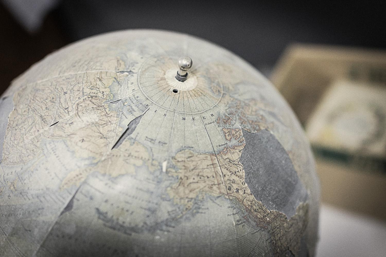 Globus alt
