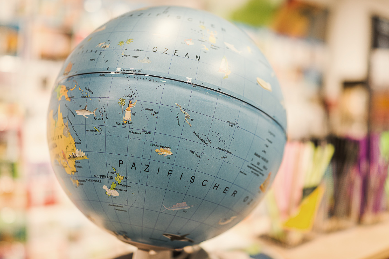 Globus neuer