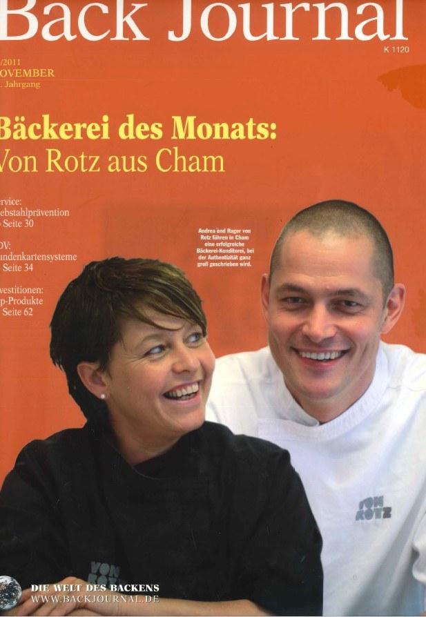 Andrea und Roger von Rotz