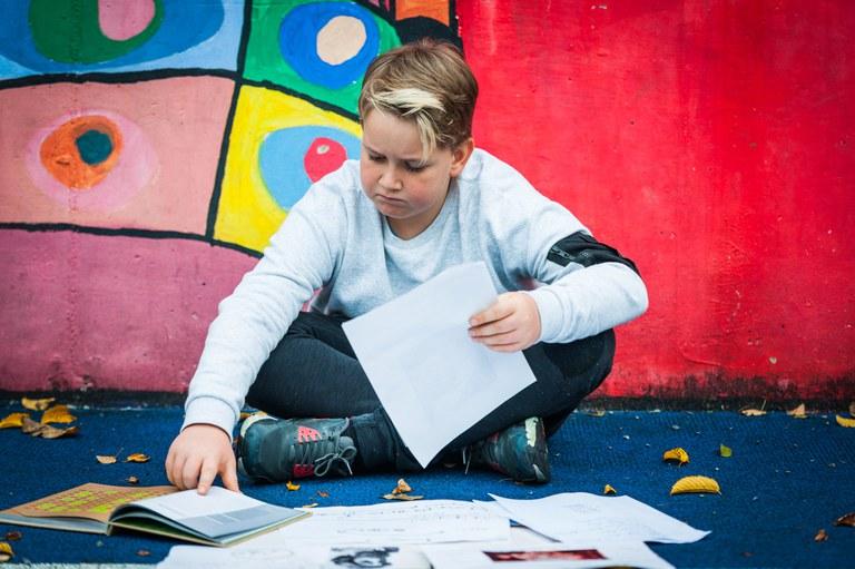 Kompetenzen — in der Berufsbildung, Bild: Michel Gilgen