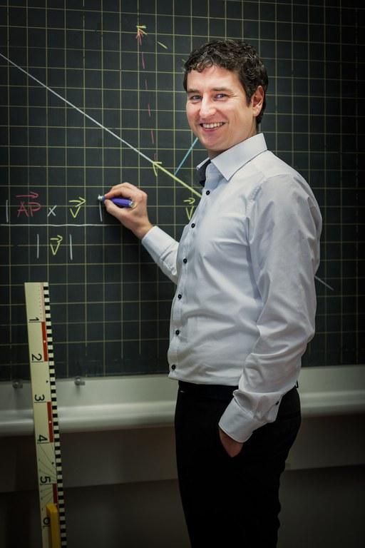 Fokus Mathelehrperson VI Bild Michel Gilgen