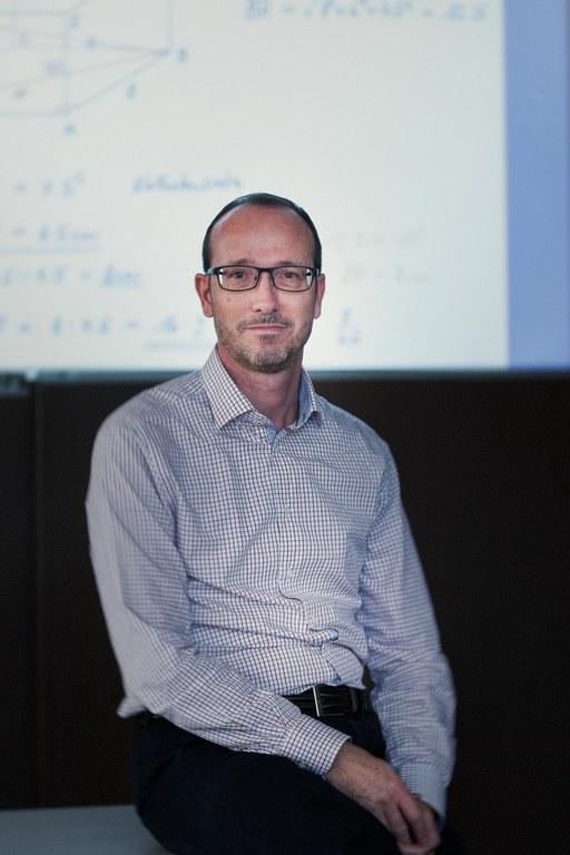 Fokus Mathelehrperson II Bild Michel Gilgen