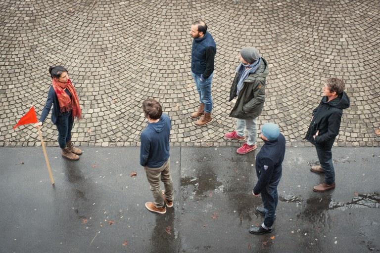 Schule und Führung; Foto IV Michel Gilgen