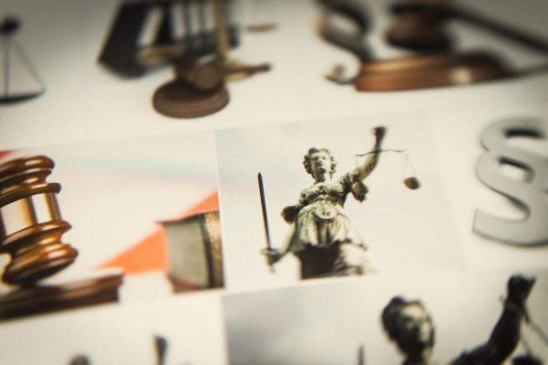 Schule und Recht III, Foto: Michel Gilgen