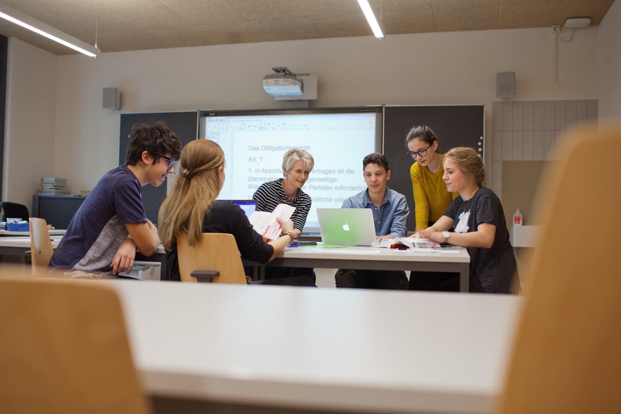 Leistungserwartungen von Lehrpersonen PHSG