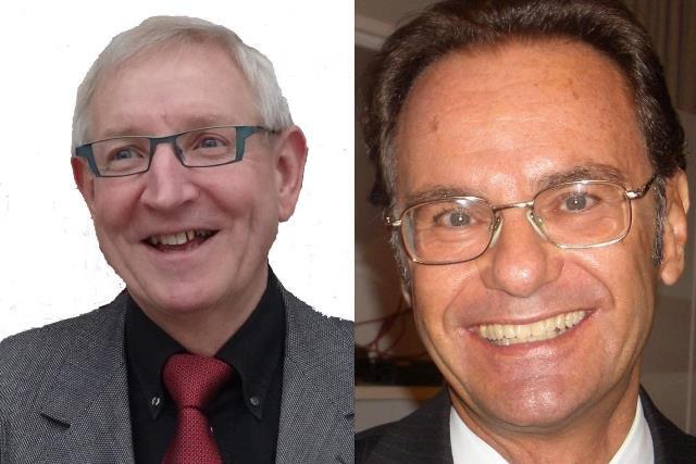 Bruno Wirth und Knut Stirnemann