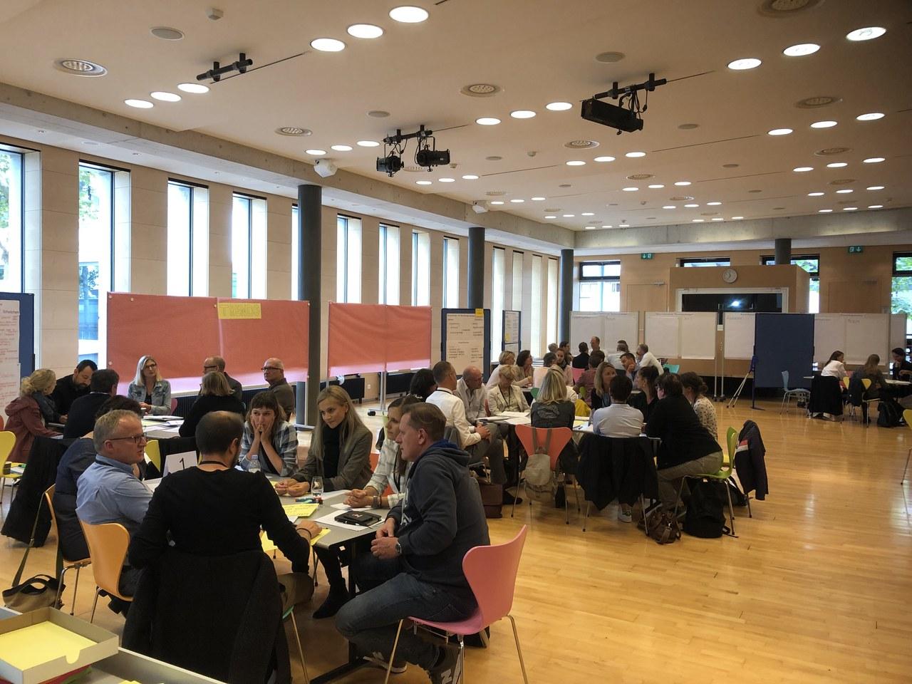 Zukunftskonferenz Überfachliche Kompetenzen