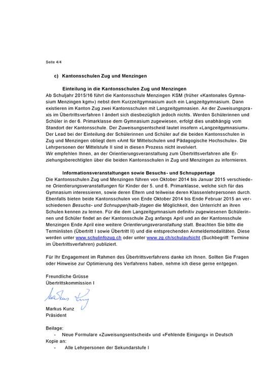 Werkschule Brief Seite 4