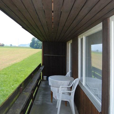 Wohnhaus - Balkon