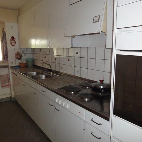 Wohnhaus - Küche