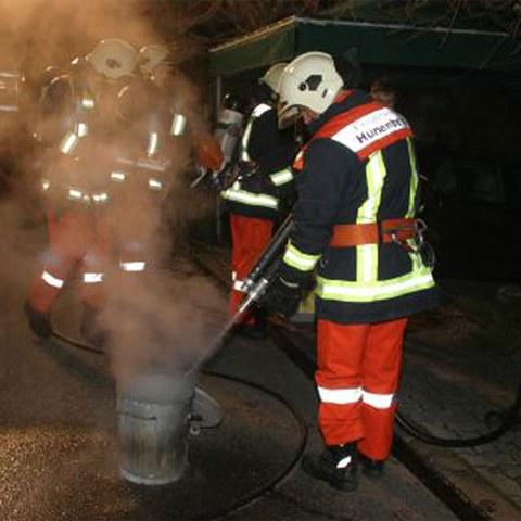 Kaminbrand in Einfamilienhaus 3