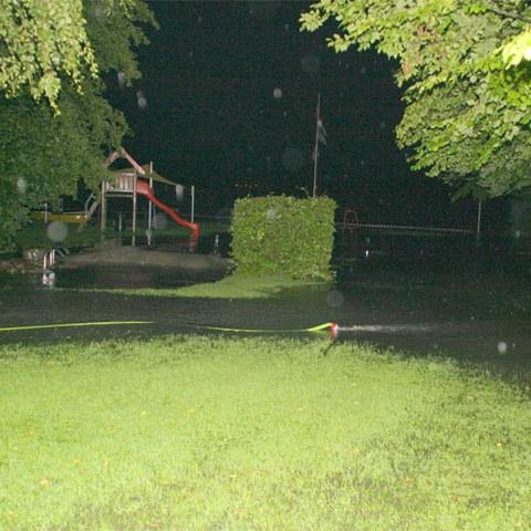 Unwetter in Hünenberg, Bild 6