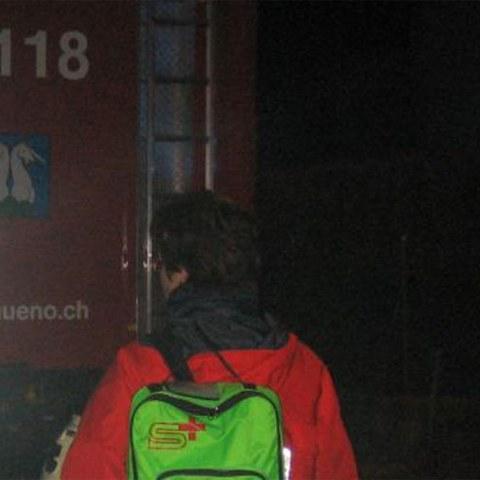 Einsatz Dersbachstrasse 3