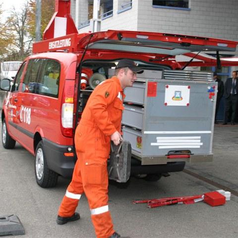 Einweihung ELF Einsatzfahrzeug, Bild 6